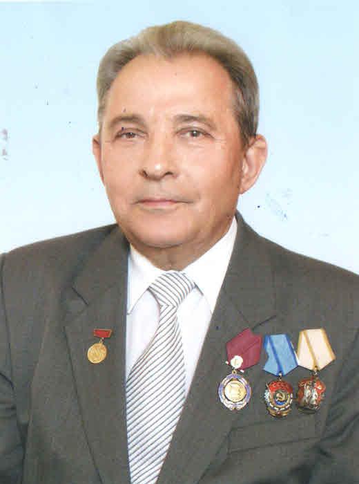 Портрет Богдановича Ф,А.